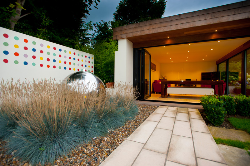 Outdoor Lighting Millhouse Landscapes Sevenoaks Kent