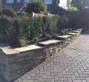 Orpington_Driveway_With_Feature_Wall