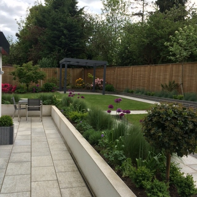 Orpington Rear Garden Design Project