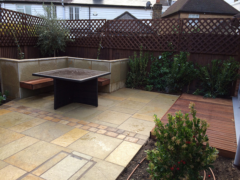 Low Maintenance Garden, Bexley