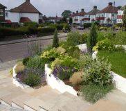 Small Front Garden, Orpington 1