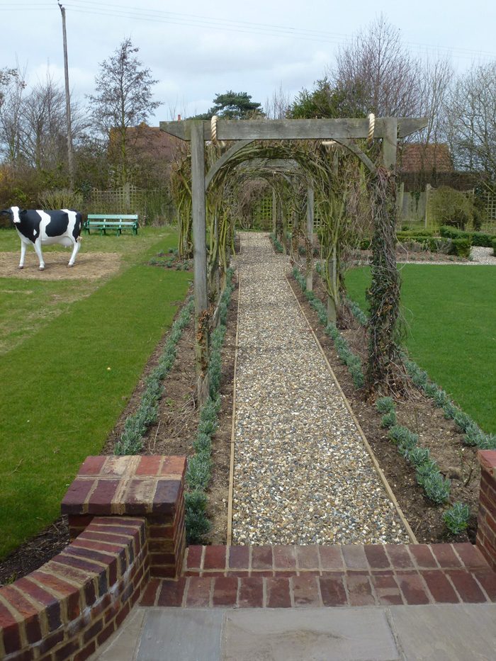 Garden_Design_Rainham_Kent_33 - Millhouse Landscapes
