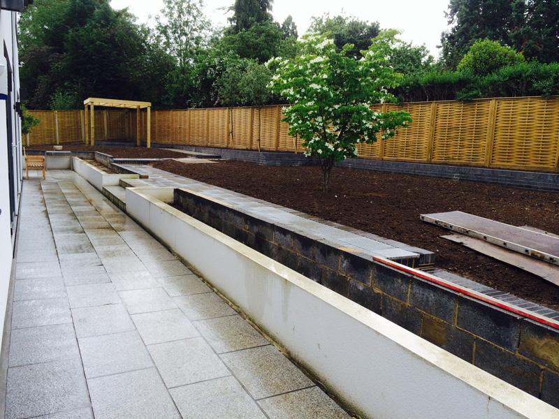 Orpington Rear Garden Design Project