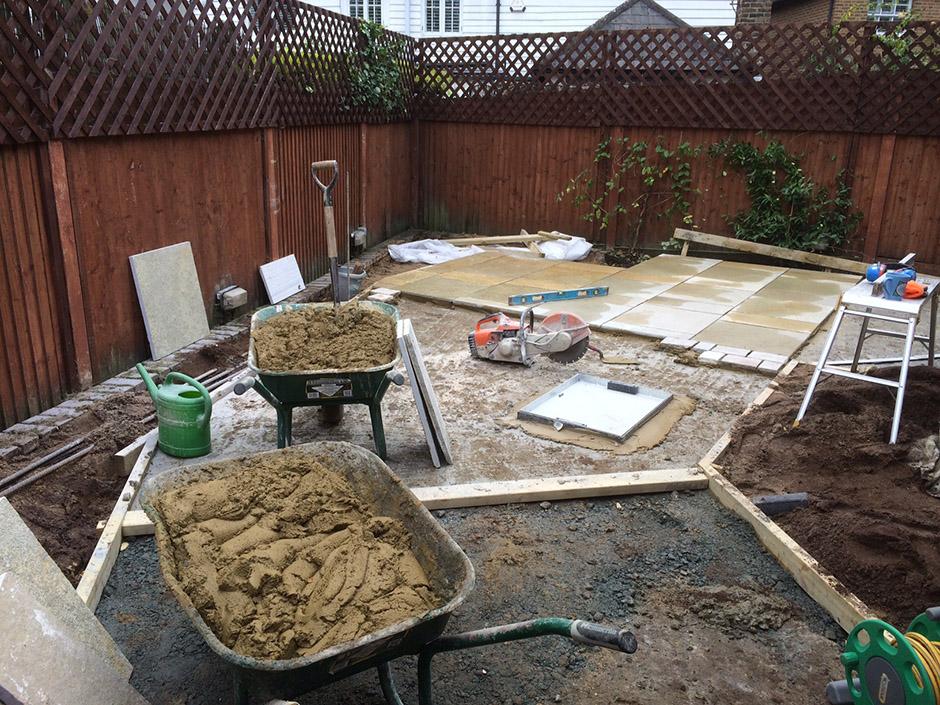 Low Maintenance Garden, Bexley